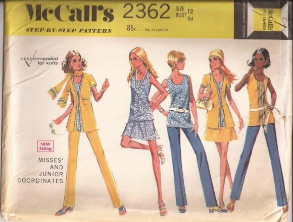 McCalls 2362